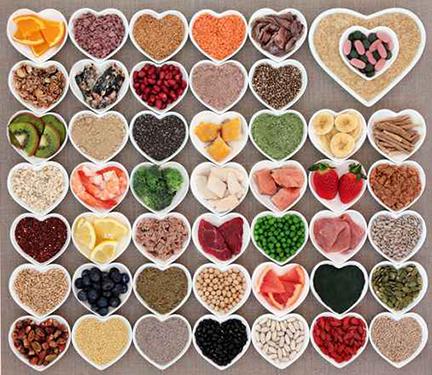 Health Food Sampler
